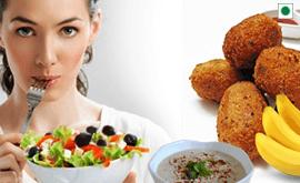 13 to 19 Years Jain Diet Plan For Women
